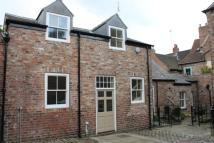 Monk Bar Court semi detached house for sale