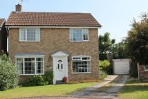 4 bedroom Detached property for sale in Cricketers Way...