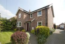 Detached property in Marston Road, Tockwith...