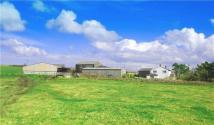 Land for sale in Newmill, Penzance...