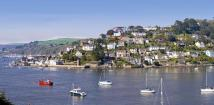 Detached home for sale in Ridley Hill, Kingswear...