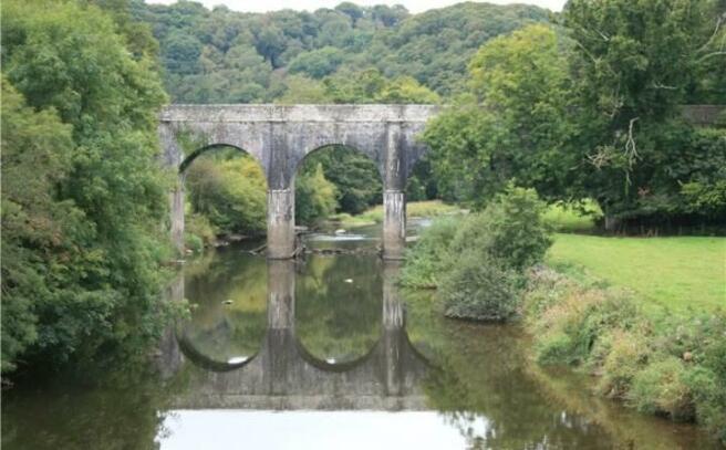 Between The Bridges