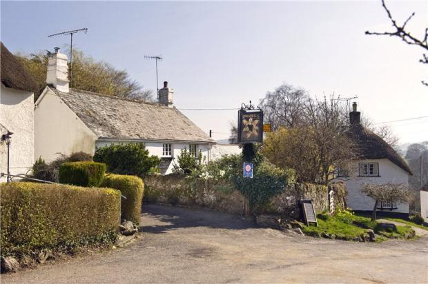 5 Bedroom Detached House For Sale In North Bovey Dartmoor