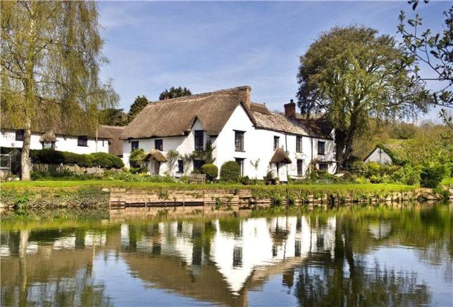7 Bedroom Semi Detached House For Sale In Bickleigh