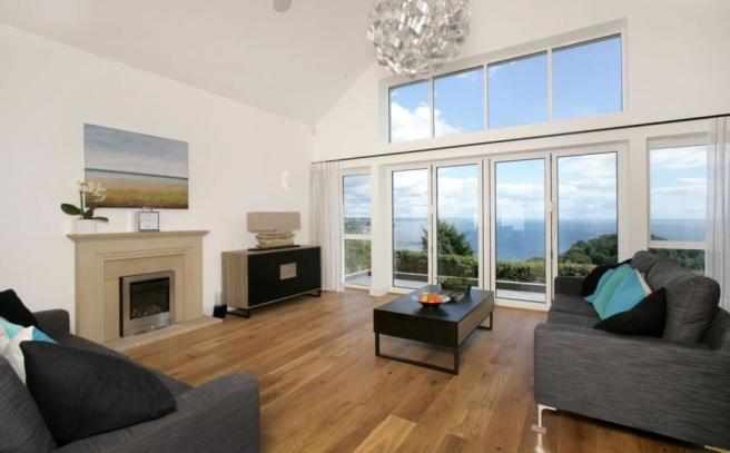 Sitting Room & View