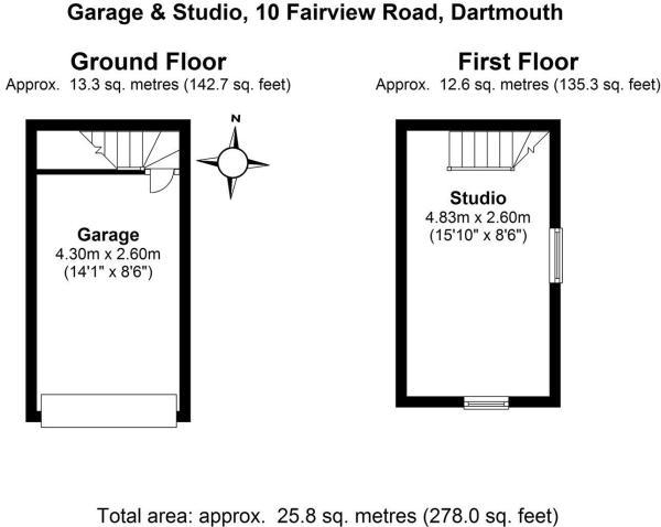 Garage and Studio