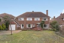 Detached house for sale in Pewley Hill, Guildford...
