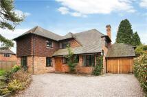 Detached home in Linersh Wood, Bramley...