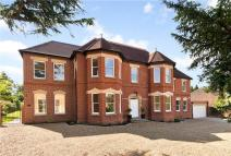 Detached home for sale in Albury Road, Guildford...