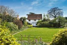Detached house in Barn Street, Lavenham...