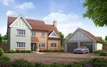 5 bed new home for sale in Birch House, Purdis Farm...