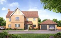 5 bedroom new home for sale in Hornbeam...