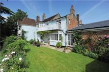 4 bed home in Market Hill, Woodbridge...