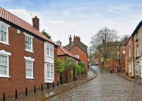 Detached house for sale in Steep Hill, Lincoln...
