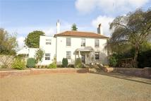 5 bedroom Character Property for sale in The Old Vicarage...