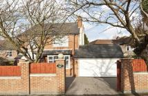 5 bedroom Detached house in Chain Lane, Littleover...
