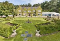 Detached house for sale in Felley House...