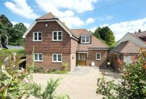 Detached property in Sevenoaks Road...