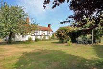 Detached house for sale in Wagon Lane, Paddock Wood...