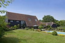 6 bed Detached property in Hever, Edenbridge, Kent...