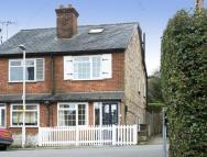3 bedroom semi detached property for sale in Camden Road, Sevenoaks...