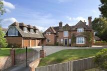 5 bed Detached house in Bidborough Ridge...