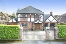 Detached home for sale in Higham Lane, Tonbridge...