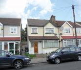 3 bed semi detached property in Elmwood Road, Croydon...