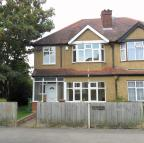 semi detached home for sale in Godalming Avenue...