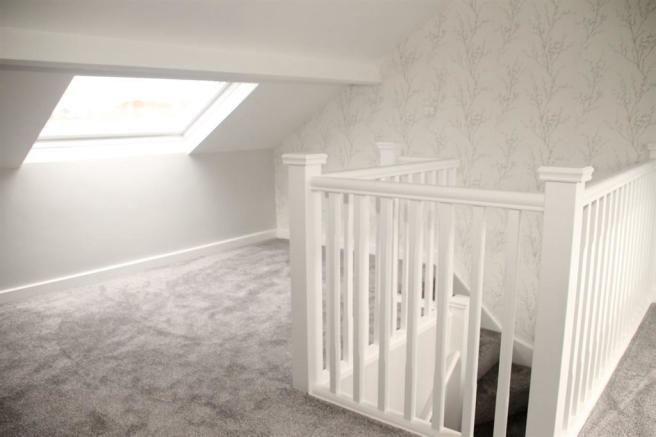 Bedroom / Loft Room