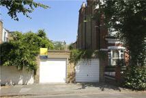 Garage in Chipstead Street, London...