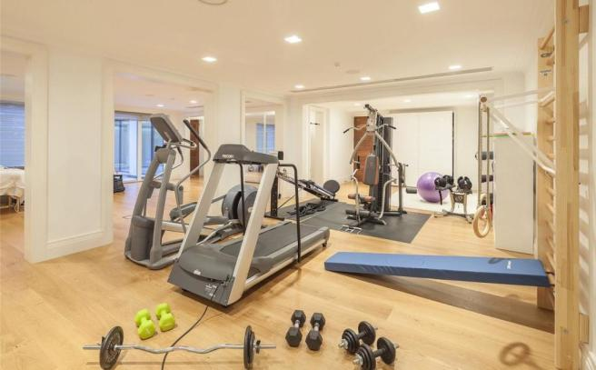 Gym/Treatment Room