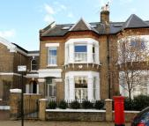 semi detached house in Brodrick Road...