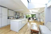 semi detached home in Elsynge Road, London...