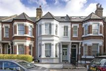 Terraced house in Melody Road, London, SW18