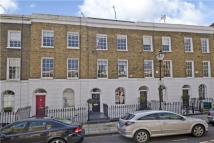 4 bed Terraced house in Burgh Street, London...