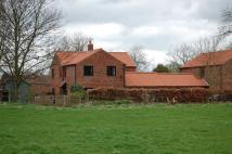 Detached house in Marston Road, Tockwith...