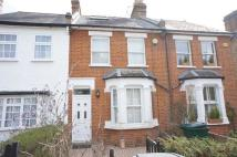 Terraced home to rent in Margaret Road, New Barnet