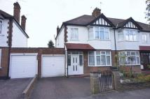 3 bedroom End of Terrace property in Queens Avenue, Whetstone