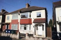 3 bed semi detached house in Fernwood Crescent...
