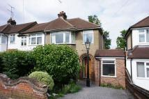 3 bed End of Terrace property for sale in Derwent Avenue...