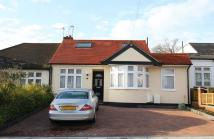 Bungalow for sale in Beresford Avenue...