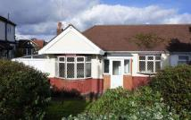 2 bed semi detached property in Haslemere Avenue...