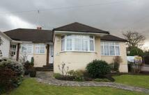 3 bed semi detached house in Derwent Avenue...