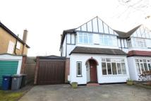 semi detached home in Athenaeum Road, Whetstone