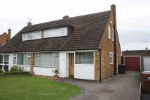 2 bed semi detached home to rent in Grovelands Avenue...