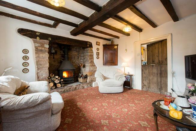 Farmhouse Sitting Room