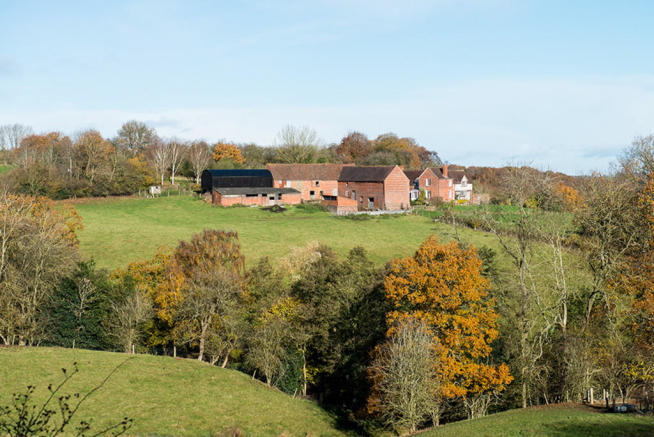 Teddon Farm