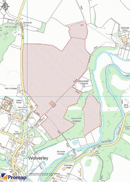 Farm Site Plan