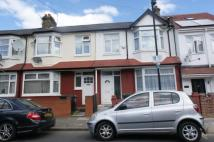 Terraced property in Dowsett Road...